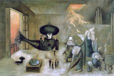1965 Friday the 13th Leonora Carrington